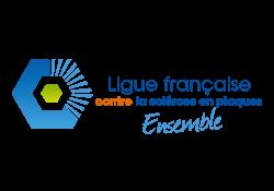 Logo Ligue française contre la sclérose en plaque