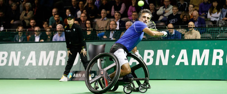 Stéphane Houdet tennis fauteuil