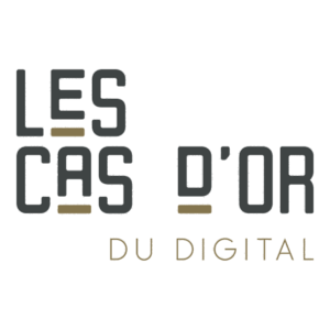 logo cas d'or digital