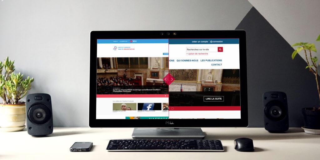 site web filtre malvoyance FACIL'iti
